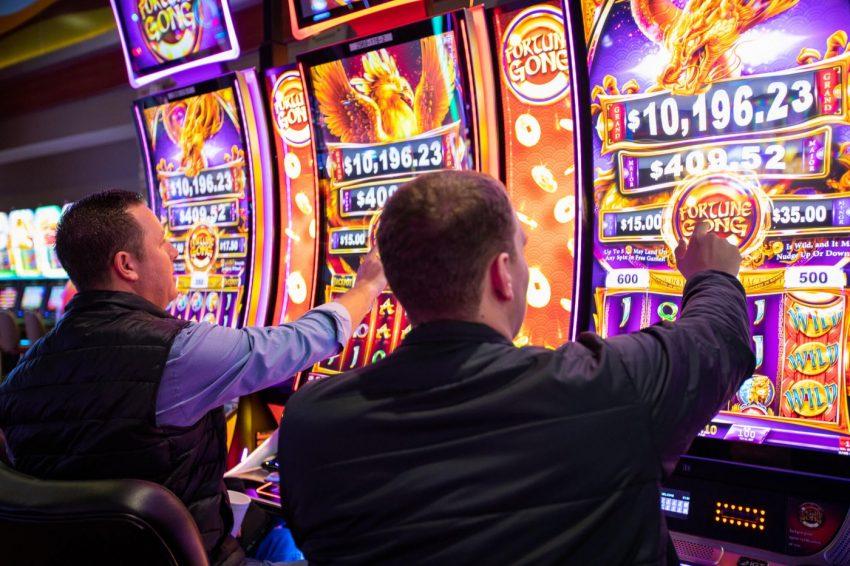 slot games that pay cash