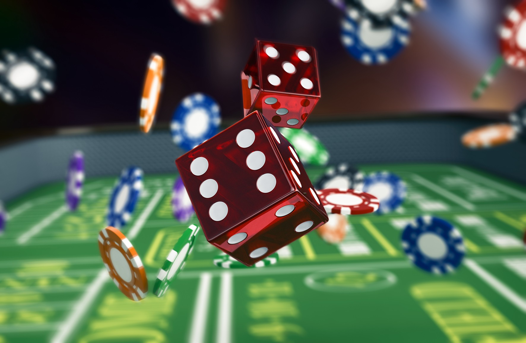gambling games at home
